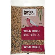 3 PACK OF Frankie & Friends Wild Bird Food 10kg