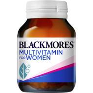 3 PACK OF Blackmores Multivitamin For Women 50 pack