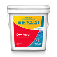 3 PACK OF Baracuda Dry Acid 3kg