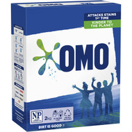 3 PACK OF Omo Active Clean Laundry Detergent Washing Powder 2kg