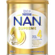 3 PACK OF Nestle Nan Supreme 4 Toddler 12+ Months Milk Formula Powder 800g