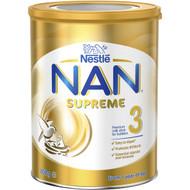 3 PACK OF Nestle Nan Supreme 3 Toddler 12+ Months Milk Formula Powder 800g