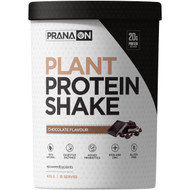 3 PACK OF Prana On Plant Protein Shake Chocolate Flavour 405g