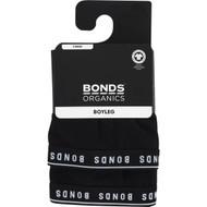 Bonds Organics Boyleg Size 12 2 pack