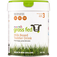 3 PACK OF Munchkin Grass Fed Milk Based Toddler Drink Stage 3 730g