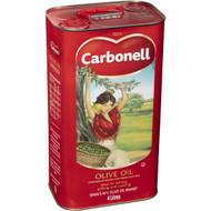 3 PACK OF Carbonell Original Olive Oil Olive Oil 4l