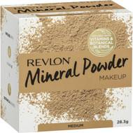 3 PACK OF Revlon Mineral Powder Make Up Medium 28.3g
