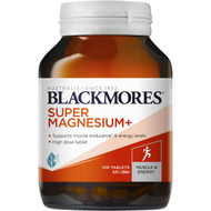 Blackmores Super Magnesium 100 pack