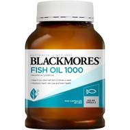 Blackmores Fish Oil 1000mg Capsules 400 pack