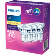 Philips Led Gu10 Warm 4 pack