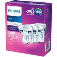 Philips Led Gu10 Cool 4 pack