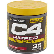 Cellucor C4 Ripped Sport Fruit Punch 255g