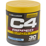 Cellucor C4 Ripped Sport Arctic Snow Cone 246g