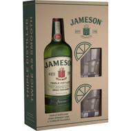 Jameson Glasses Gift Pack  700ml