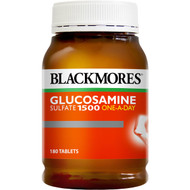 Blackmores Glucosamine Sulfate 1500mg Tablets 180 pack