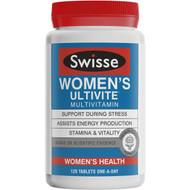Swisse Ultivite Women's Multivitamin Tablets 120 pack