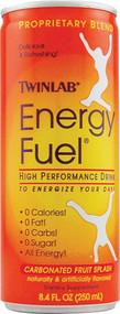 5 PACK of Twinlab Energy Fuel Fruit Splash - 8.4 fl oz
