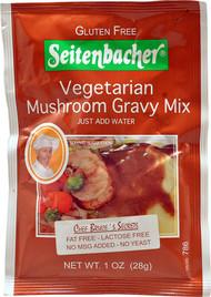 Seitenbacher, Vegetarian Gravy Mix Gluten Free,  Mushroom - 1 oz -5 PACK