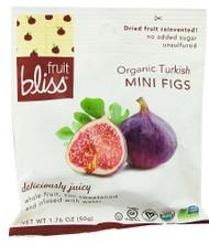 Fruit Bliss, Organic Turkish Mini Figs - 1.76 oz -5 PACK