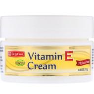 3 PACK OF De La Cruz, Vitamin E Cream, 0.42 oz (12 g)