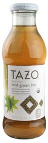 Tazo Organic Iced Green Tea - 13.8 fl oz