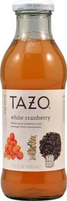 Tazo, White Tea,  White Cranberry - 13.8 fl oz