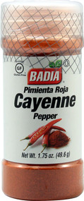 Badia, Cayenne Pepper Ground - 1.75 oz