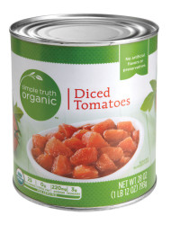 Simple Truth Organic Diced Tomatoes - 28 oz