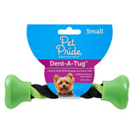 3 Pack of Pet Pride Dent-A-Tug - Small - 1 Toy