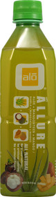 ALO, AllureAloe,  Mangosteen and Mango - 16.9 fl oz -5 PACK