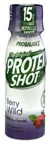 3 Pack of Protein To Go ProBalance Protein Shot Berry Wild - 3 fl oz