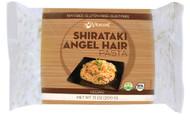 Vitacost Shirataki Angel Hair Pasta - Non-GMO and Gluten Free - 7.1 oz (200 g)