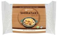 Vitacost Shirataki Rice - Non-GMO and Gluten Free - 7.1 oz (200 g)