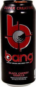 3 Pack of VPX BANG RTD Black Cherry Vanilla - 16 fl oz