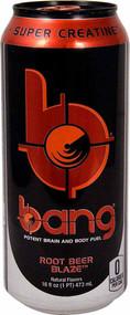 3 Pack of VPX BANG RTD Root Beer - 16 fl oz