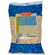 5 PACK of Arrowhead Mills Natural Puffed Rice Cereal - 6 oz