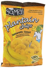 Samai, Plantain Chips,  Orginal - 5 oz -5 PACK
