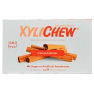 Xylichew Gum, Cinnamon, 12 Pieces