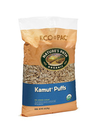 Natures Path, Organic Kamut Puffs Cereal - 6 oz -5 PACK