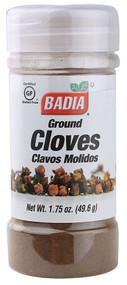 Badia, Ground Cloves - 1.75 oz -5 PACK