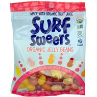 3 PACK of Surf Sweets Organic Jelly Beans -- 2.75 oz