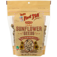 3 PACK of Bobs Red Mill Sunflower Seeds -- 10 oz