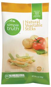 Simple Truth Vegetable Sticks - 6 oz