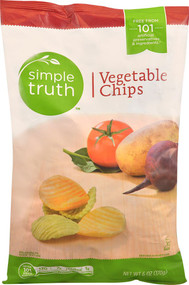 Simple Truth Vegetable Chips - 6 oz