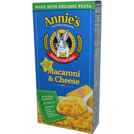 3 PACK of Annies Homegrown, Macaroni & Cheese, Classic Mild Cheese, 6 oz (170 g)