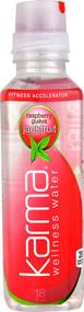 5 PACK of Karma Wellness Water  Raspberry Guava Jackfruit - 18 fl oz
