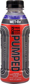 MET-Rx NOS Pumped Nitro Grape -- 16.9 fl oz