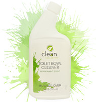 Vitacost - The Clean Collection Toilet Bowl Cleaner - Peppermint Scent - 24 fl oz (710 mL)