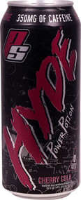 3 Pack of Pro Supps HYDE Powder Potion RTD Cherry Cola - 16 fl oz