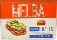 Old London Melba Snacks  Classic Toasts - 5 oz (5 PACK)